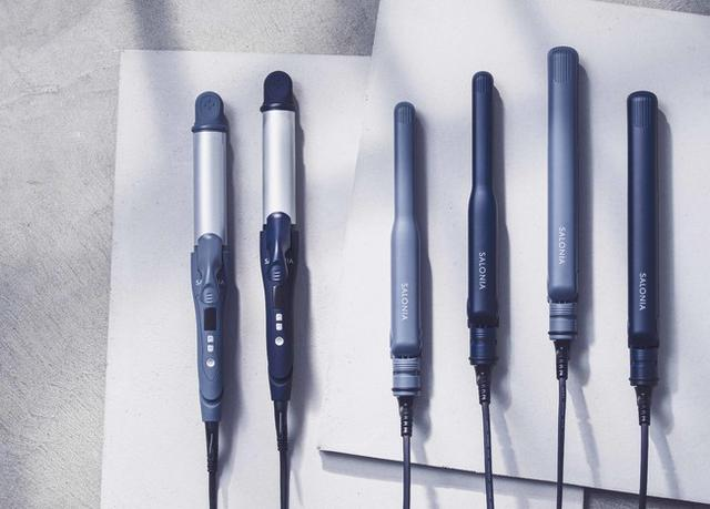 画像6: 美容家電ブランドSALONIAから「ジェンダーレスカラー」のヘアアイロン&ドライヤーが新発売