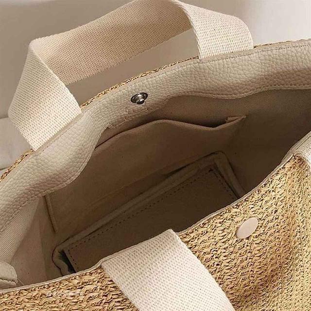画像3: マチ付きシンプルトートバッグ