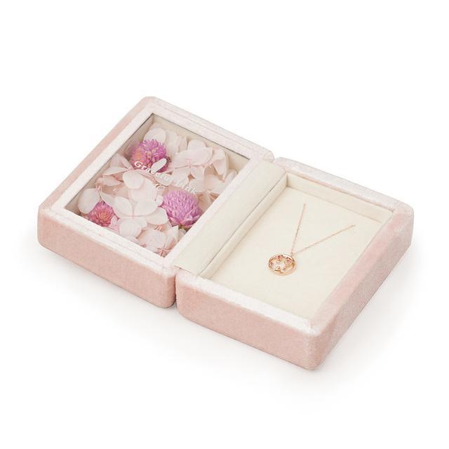 画像: 優美なピンクに大人の甘さが香る4℃のAutumn Collection