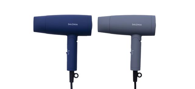 画像10: 美容家電ブランドSALONIAから「ジェンダーレスカラー」のヘアアイロン&ドライヤーが新発売