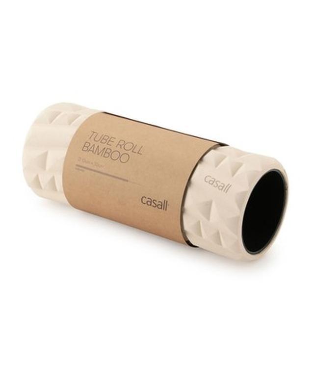画像: 【NERGY】Casall Tube roll bamboo バンブーフォームローラー