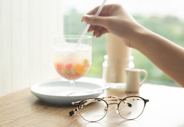 画像: 着けても眺めても楽しめる、アクセサリーのようなメガネ!