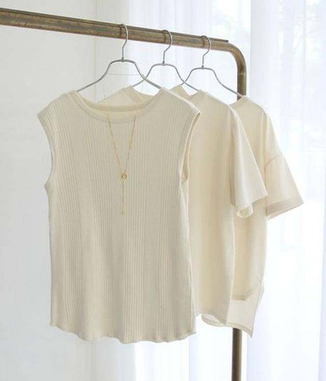 画像: 【ROPE'】3枚セットパックTシャツ