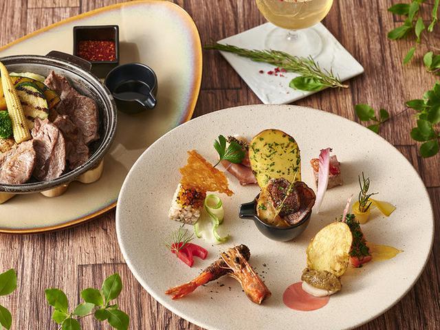 """画像2: 【東京マリオットホテル】食から""""健康&キレイ""""をサポート ウェルネスをテーマにしたディナーコース"""