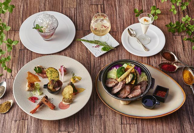 """画像1: 【東京マリオットホテル】食から""""健康&キレイ""""をサポート ウェルネスをテーマにしたディナーコース"""