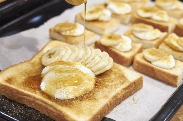画像: ほうじ茶×メープルシロップの相性バツグン!「香ばしメープルトースト」