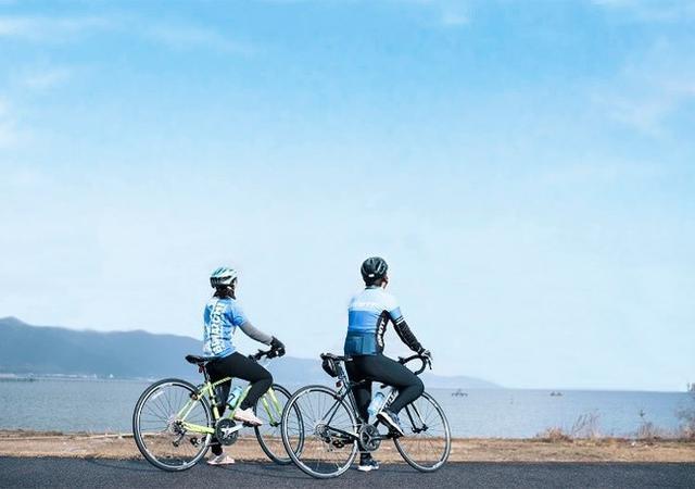 画像: 雄大な琵琶湖を全身で感じながら、アクティブレストで心身ともにリフレッシュ アクティビティ「サイクリング&カヤックで琵琶湖を満喫」