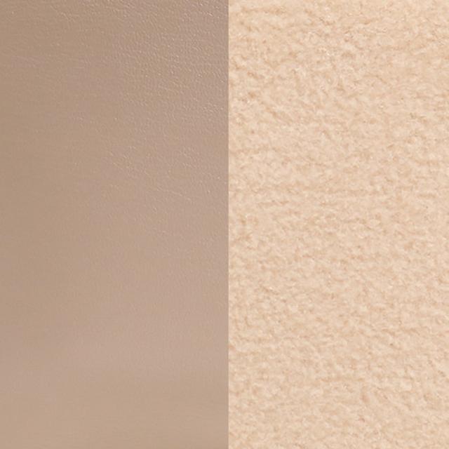 画像: カラーによってフェイクレザータイプとファータイプの2種類があります。