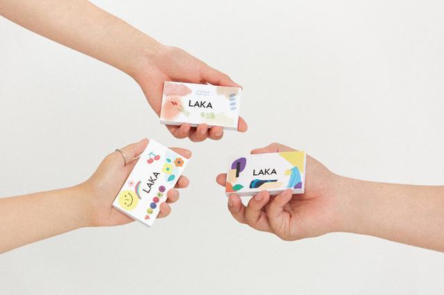 画像1: LAKA On My Mood キャンペーン