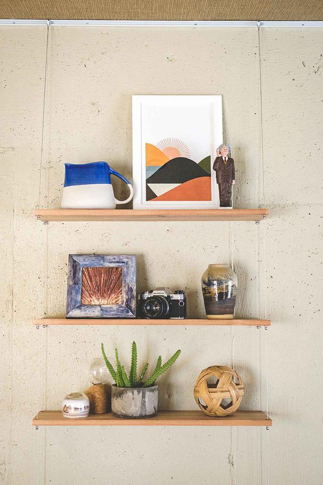画像1: 少しの工夫でお部屋の印象を変える「ピクチャーレールのある暮らし」