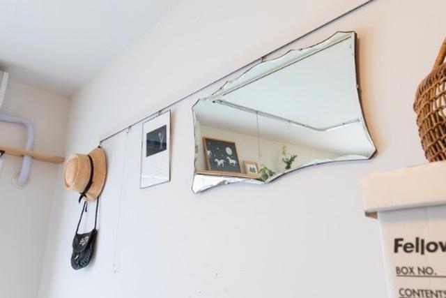 画像3: 少しの工夫でお部屋の印象を変える「ピクチャーレールのある暮らし」