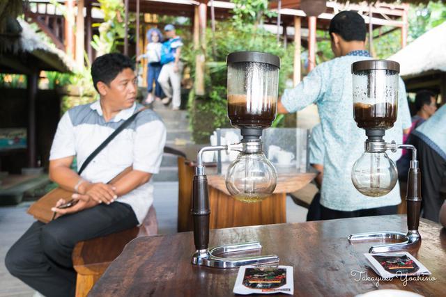 画像2: バリ島といえばコーヒー好きにはたまらないコピ・ルアックですね!