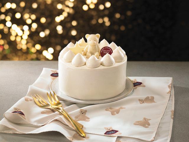 画像: 【ジェラート ピケ】初のクリスマスケーキが登場!