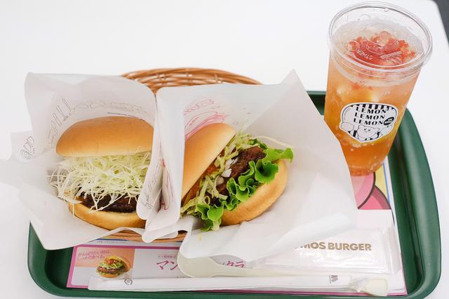 画像5: 【試食レポ】あのロングセラー商品を斬新アレンジ!モスバーガー「マンハッタンクラムチリ ロースカツ」新登場♡