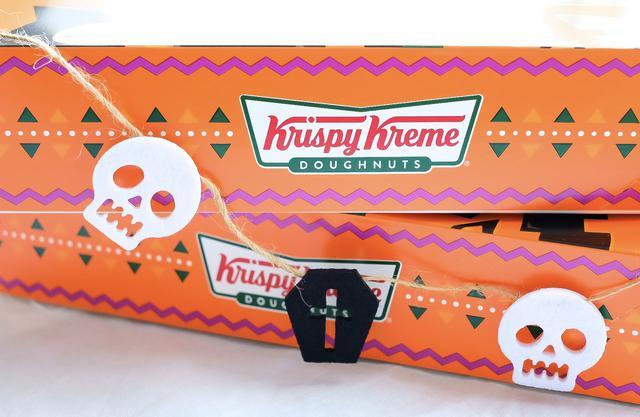 画像3: 【試食レポ】秋の味覚×ハロウィンを楽しもう!クリスピー・クリーム・ドーナツの『monster HARVEST』が新登場♡