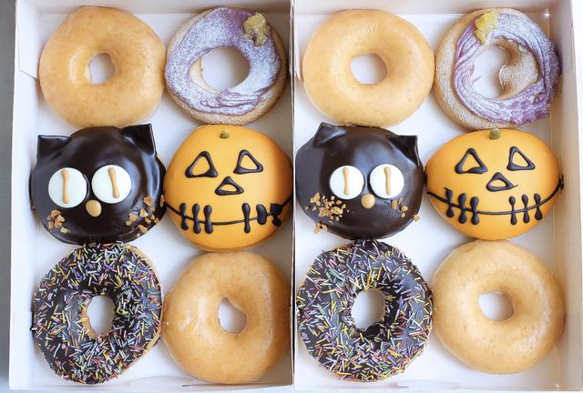 画像5: 【試食レポ】秋の味覚×ハロウィンを楽しもう!クリスピー・クリーム・ドーナツの『monster HARVEST』が新登場♡