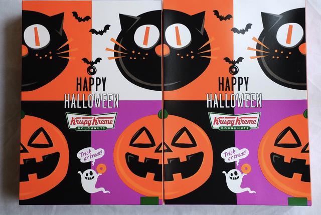 画像2: 【試食レポ】秋の味覚×ハロウィンを楽しもう!クリスピー・クリーム・ドーナツの『monster HARVEST』が新登場♡