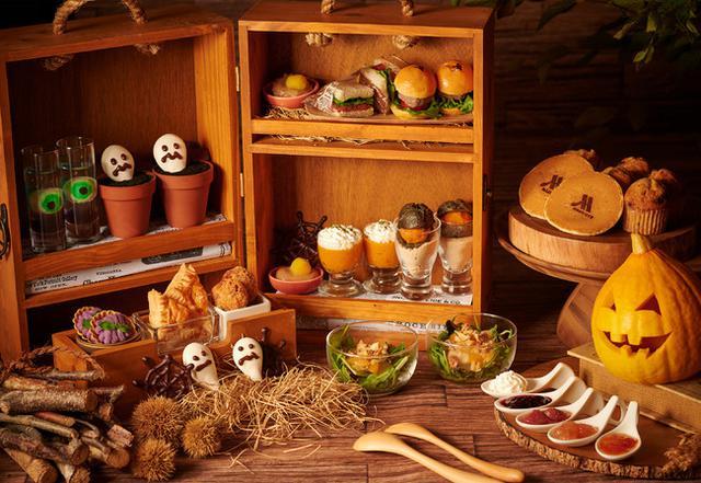 画像1: 【軽井沢マリオットホテル】実りの秋をたっぷり味わうアフタヌーンティー「Harvest Bounty」