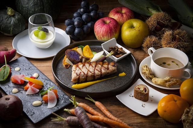 画像3: 「食材の王国」長野が誇る、秋の旬満載の新メニュー提供開始!