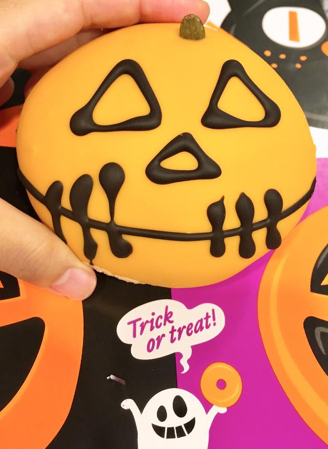 画像1: 【試食レポ】秋の味覚とハロウィンが一つに!!クリスピー・クリーム・ドーナツの『monster HARVEST』が超絶かわいい♡