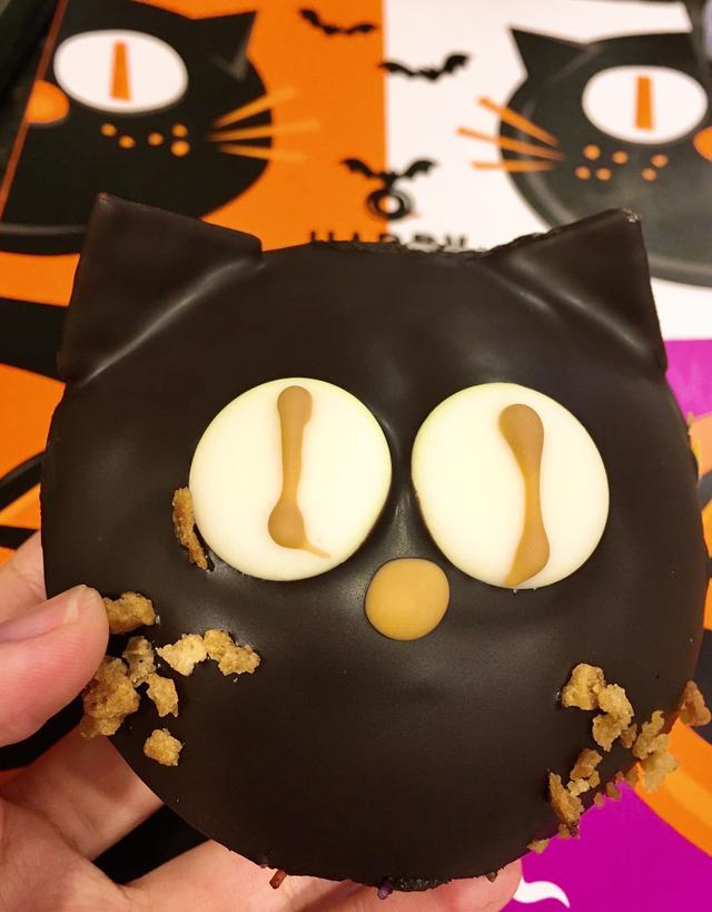 画像2: 【試食レポ】秋の味覚とハロウィンが一つに!!クリスピー・クリーム・ドーナツの『monster HARVEST』が超絶かわいい♡