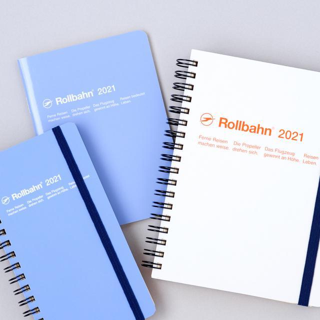 画像: 2021年版ロルバーンダイアリーは8/19(水)発売。マンスリーページが6段にリニューアル! - DELFONICS WEB SHOP - デルフォニックス公式通販