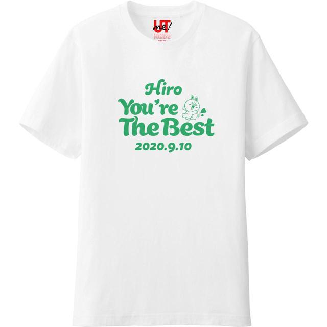 """画像5: Wear Your Message. """"今、この気持ちをTシャツにして伝えよう"""""""