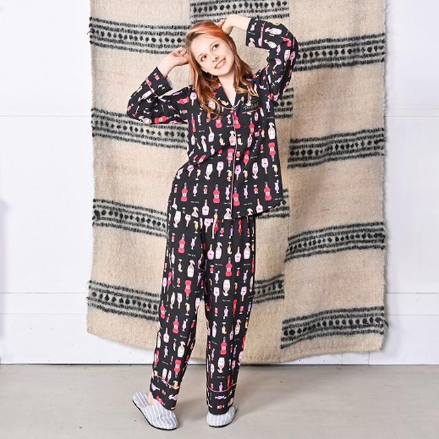画像1: 秋のおうち時間は「piu E-mail(ピゥ イーメール)」のパジャマでリラックス