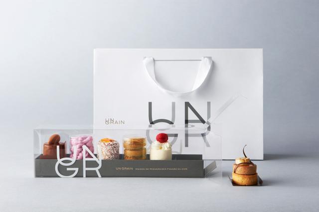 画像3: 摘果みかん・シャインマスカット・ 緑茶・マリーゴールド・ピスタチオ… 「緑」と「香り」を重ねたパフェ