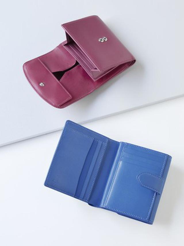 画像1: ライフスタイルに合わせて選べる、機能性とデザインを兼ね備えた財布4型