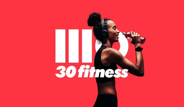 画像: オンラインフィットネスの30.f (サーティフィット)