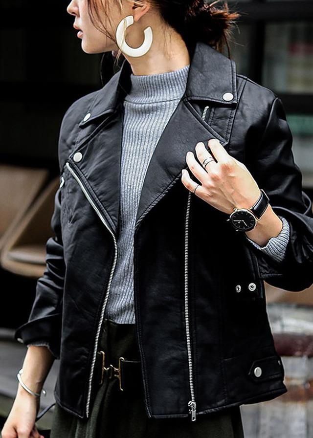 画像: 【1位】ライダースジャケット