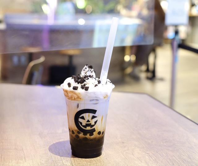 画像4: 【試飲レポ】ハロウィン限定!最旬スイーツティーが再登場♡