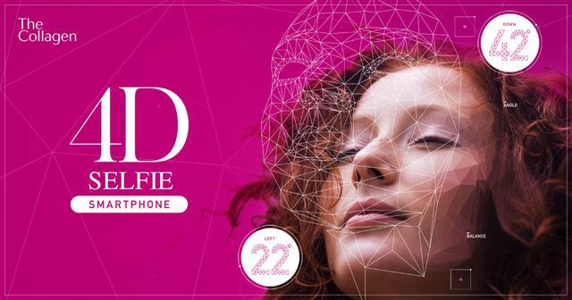 画像: あなたの魅力的な角度が分かる。4D SELFIE