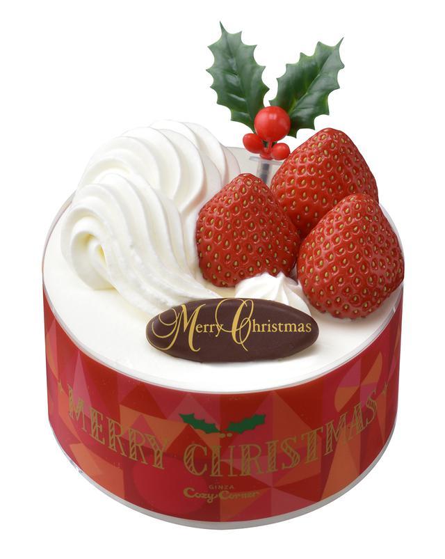 画像: クリスマスプチデコレーション