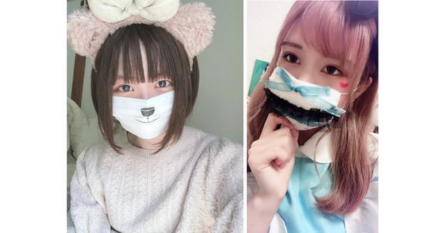 画像: KIRINZ所属アイドルの(左)鈴宮りな、(右)天野麻里