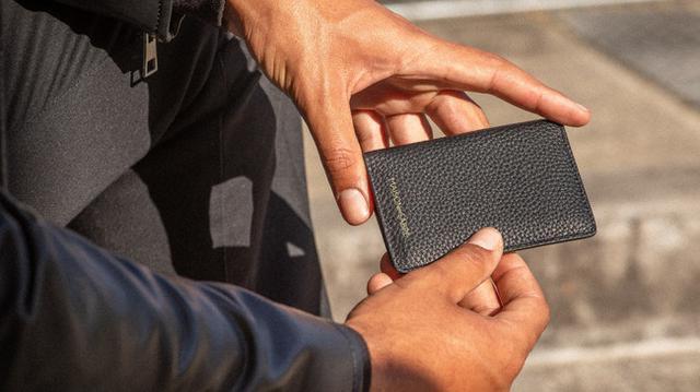 画像: ジェンダーレスで使いやすいスマートウォレットを新発売