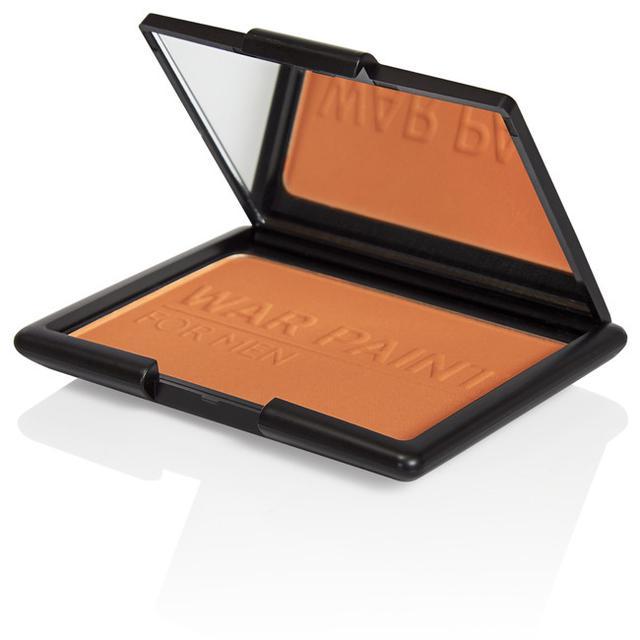 画像: 日焼け肌に見せ、健康的な印象を作るブロンザー 商品名:ウォーペイント メンズ ブロンザー 価格:3,410円(税込) 容量:10g