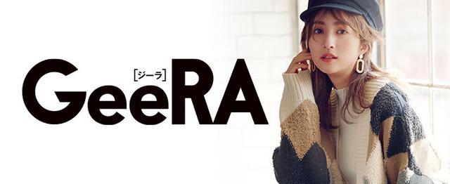 画像: GeeRAジーラ 【公式】-RyuRyu- |ファッション通販リュリュモール(RyuRyumall)