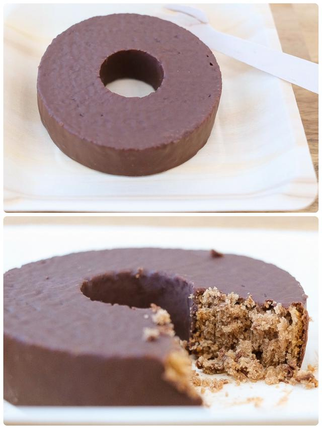 画像2: 「チョコがけバウムクーヘン」(半生菓子)