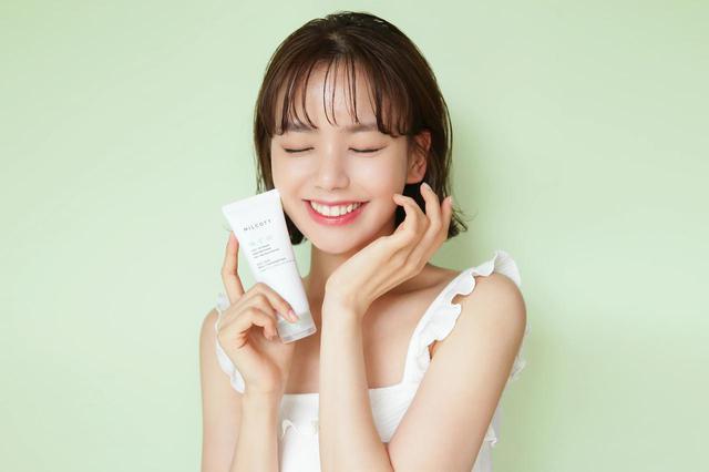 画像: 洗顔しながら角質ケア。 まっさらなやわらか肌に整えて、スキンケアの効果UP!