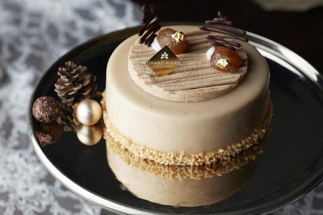 画像6: ご家族やグループでお楽しみいただけるケーキ