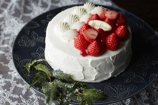 画像1: ご家族やグループでお楽しみいただけるケーキ
