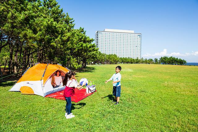 画像: 東京ベイ東急ホテルの新しいステイプログラム