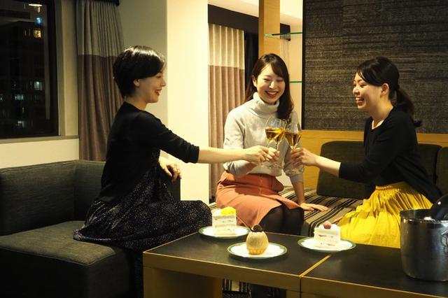 画像: 前代未聞のお得感!TOKYO女子旅応援企画『もっとTokyo! Motto 女子旅』