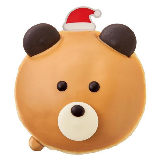 画像3: 今年のホリデーは人気のスノーマンとサンタに加えて、クリスマスベアやマスカルポーネのドーナツが新登場!