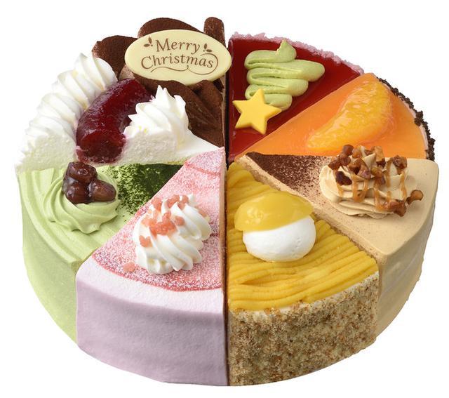 画像2: 銀座コージーコーナーのネット通販限定「クリスマスケーキ」3品が新発売!