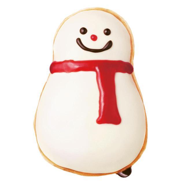 画像4: 今年のホリデーは人気のスノーマンとサンタに加えて、クリスマスベアやマスカルポーネのドーナツが新登場!