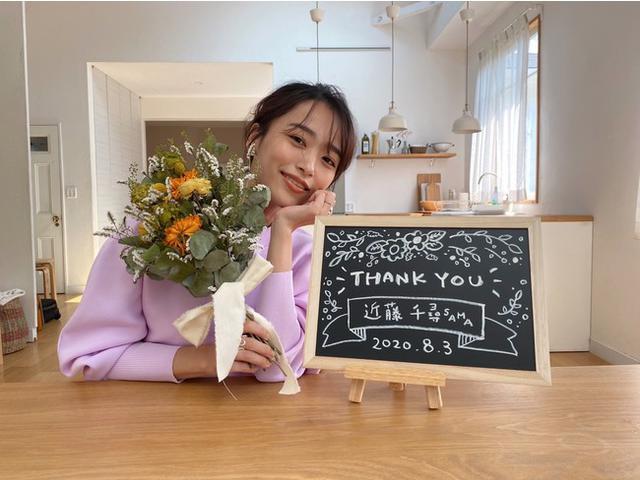 画像2: 人気モデル・近藤千尋さんが全国の頑張るママにエール!