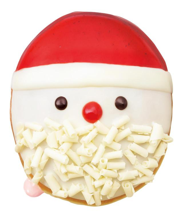 画像2: 今年のホリデーは人気のスノーマンとサンタに加えて、クリスマスベアやマスカルポーネのドーナツが新登場!